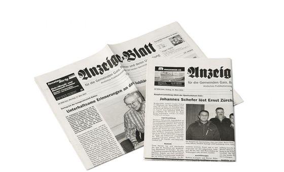 Zeitungen / Magazine