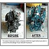 Reconditioned Kubota Engines