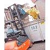 Système de pesage pour le Contrôle de flux de déchets