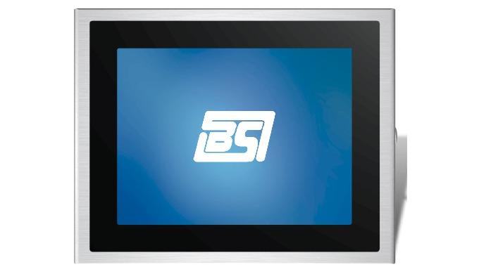 Nuestro monitor inox Full IP66 de la marca BS escompletamente estanco está especialmente diseñado para ambientes con po