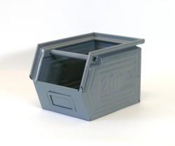 Metal storage boxes and storage MARS