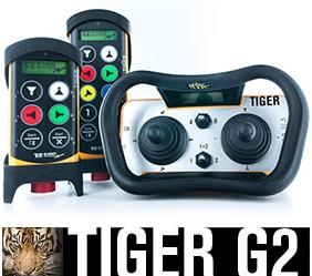Tiger G2 med fler funktioner och SIL3