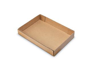Embalajes de cartón a medida. Utilizamos diferentes soportes de papel, incluidos papeles especiales, plastificados, igní