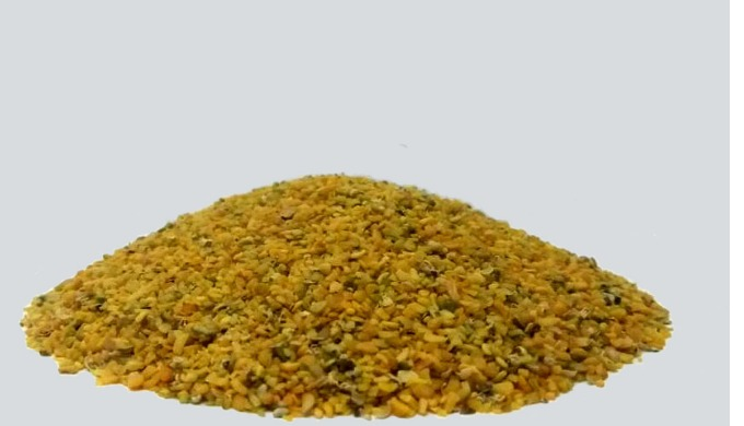 Roasted Guar Meal: Roasted Guar Meal is processed with utmost hygiene to maintain the palatability & digestibility. Ster