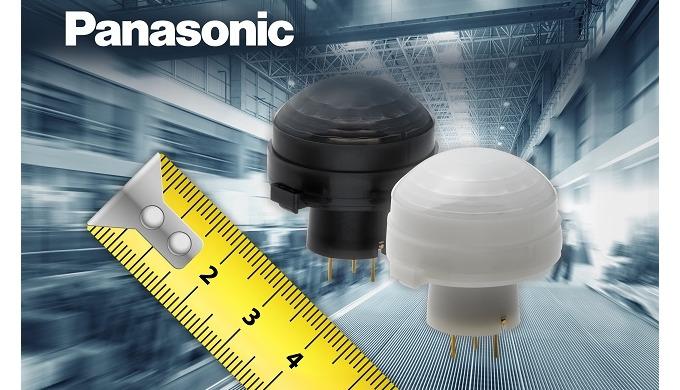 Pasivní infračervený pohybový senzor Panasonic