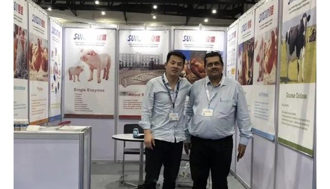 Sunson attend VIV Asia 2019 Exhibition in Bangkok