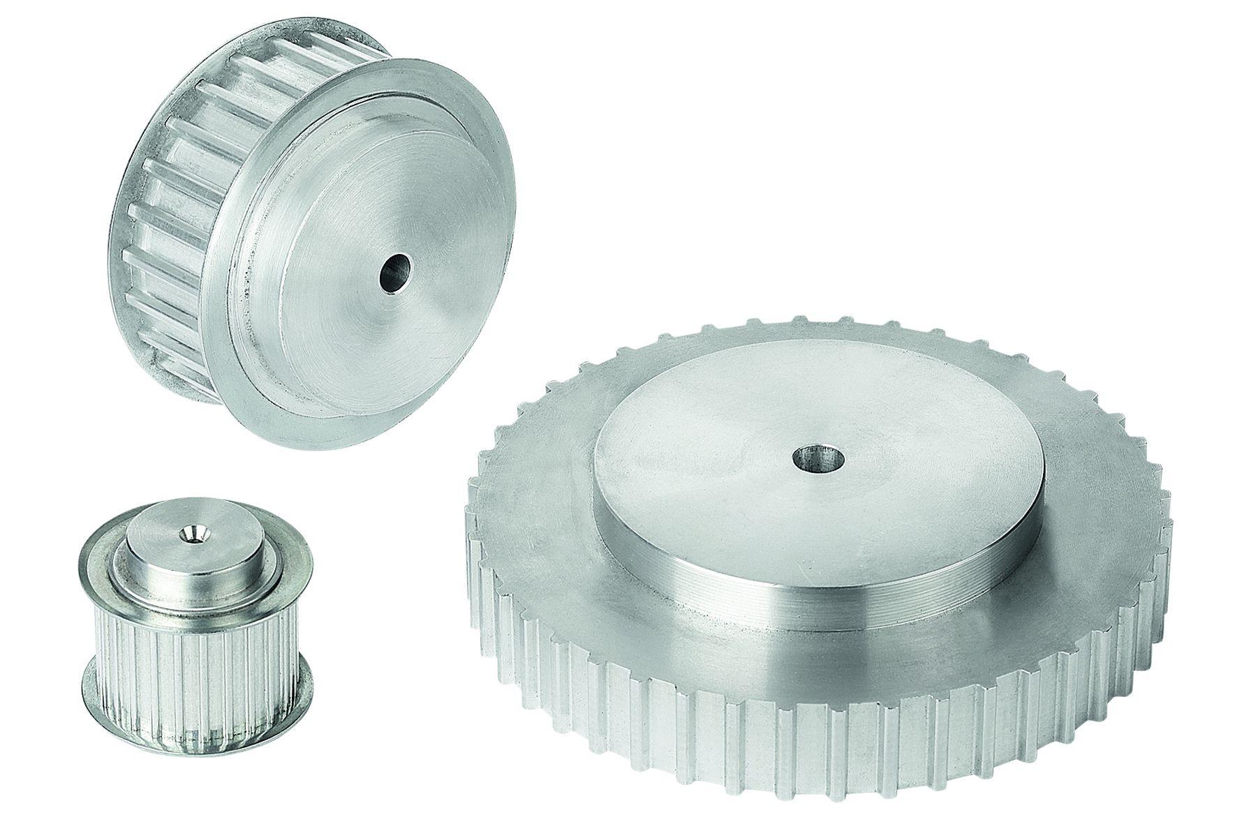 Werkstoff: Aluminium. Bordscheiben Stahl. Ausführung: Aluminium, blank. Stahl verzinkt. Hinweis: Standard T-Profil nach