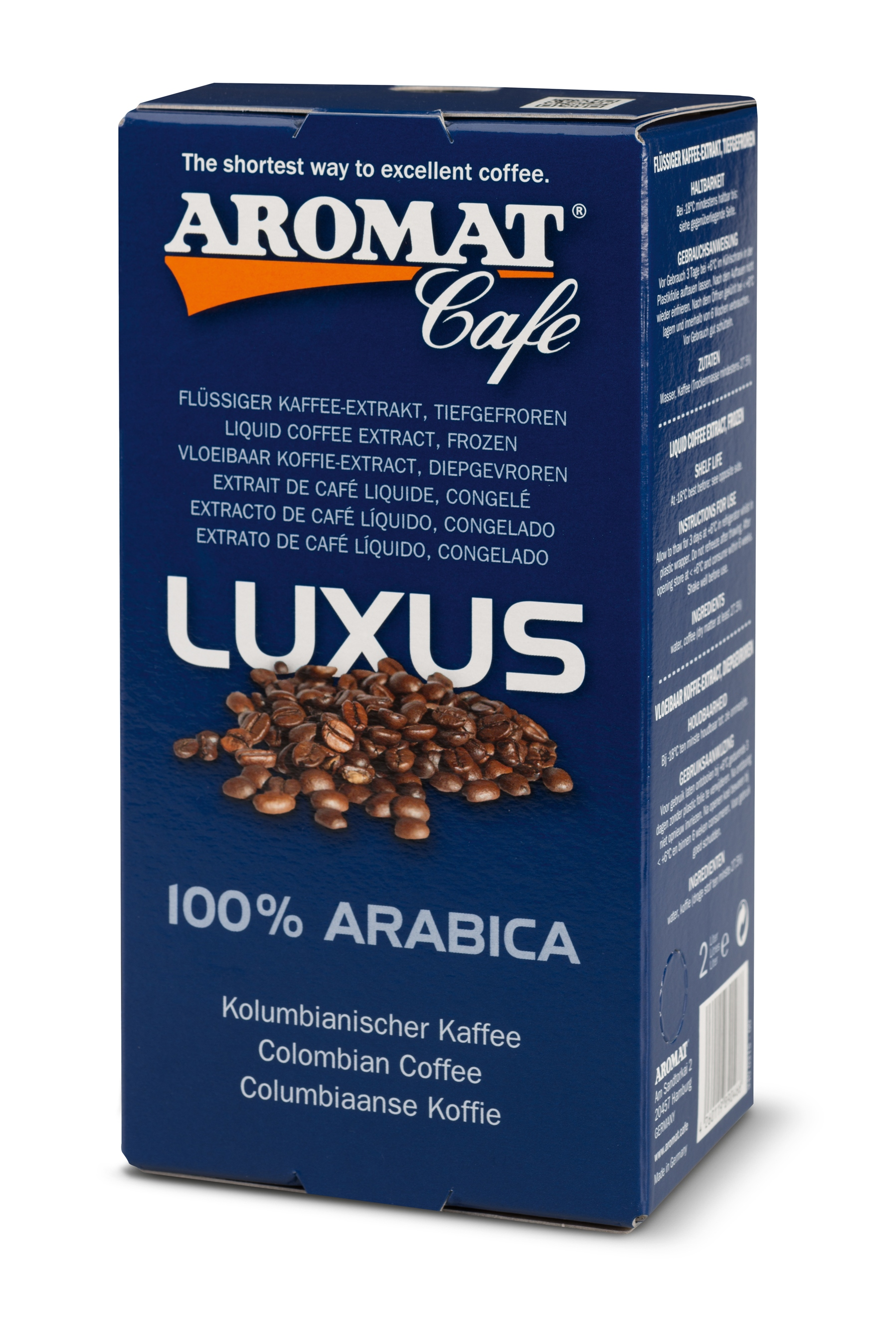 AROMAT Cafe LUXUS