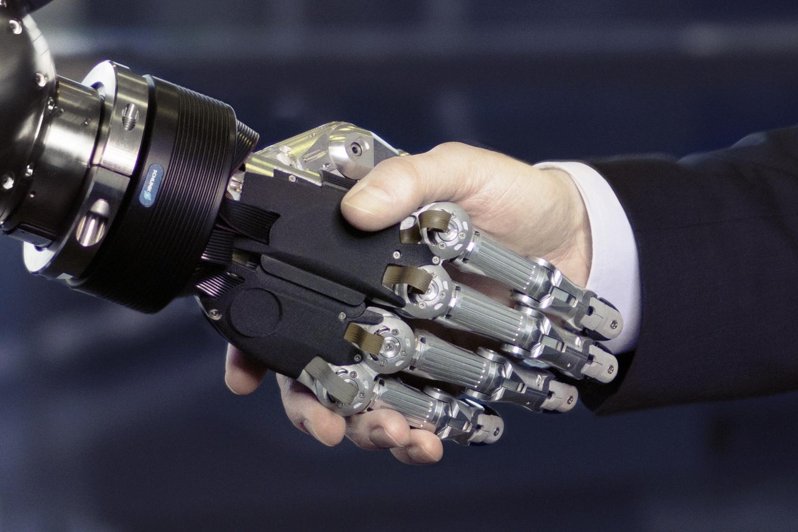 Décimas jornadas SCHUNK Expert Days, en robótica de servicio.
