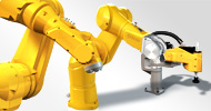 Robots Antropomórficos 6 ejes y Scara 4 ejes