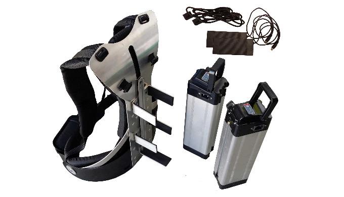 Kit sac à dos batteries 24V