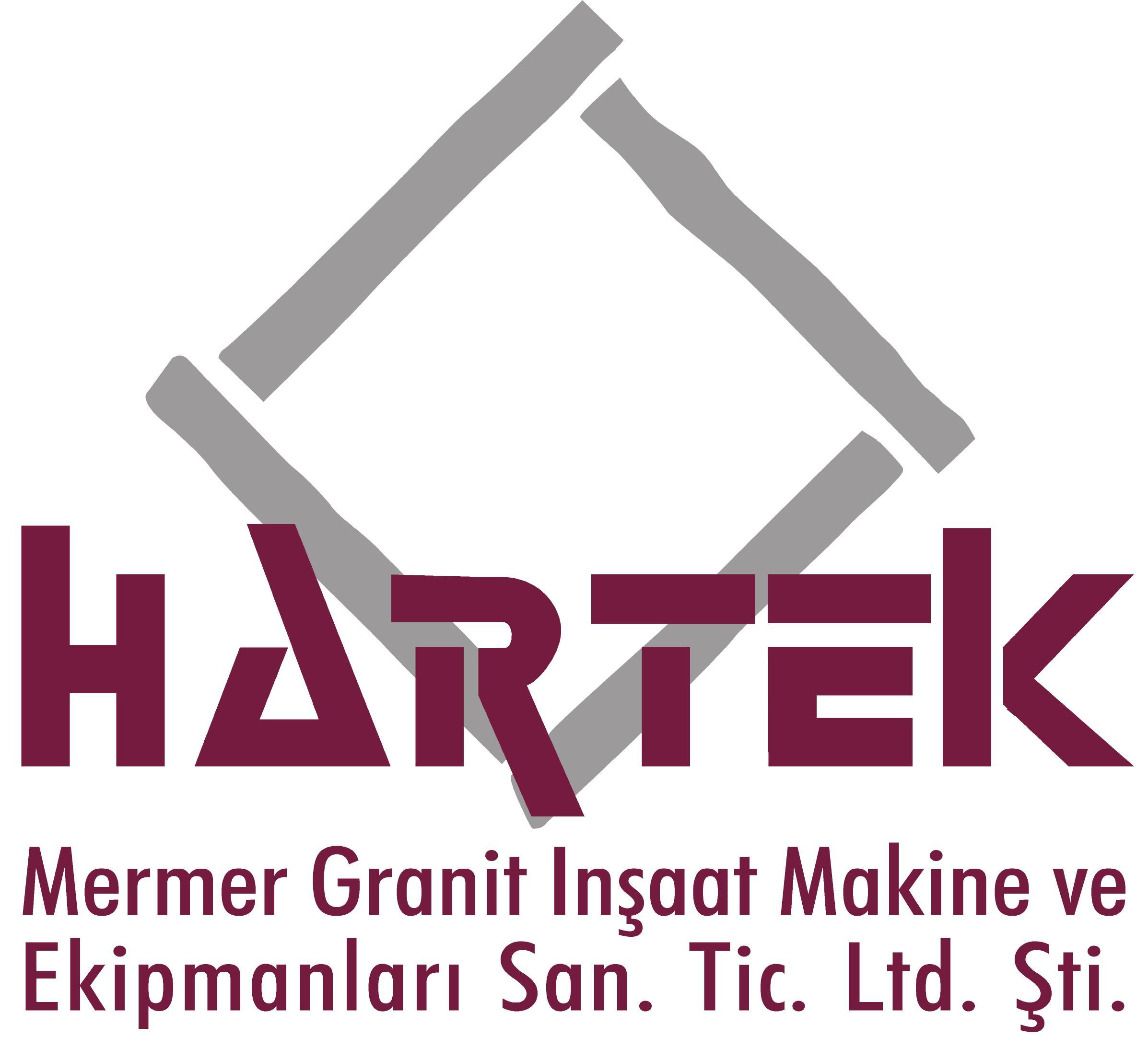 Hartek Mermer Granit İnşaat Makina Ekipmanları Sanayi ve Ticaret Ltd.Şti., HARTEK