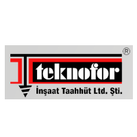 Teknofor İnşaat Taahhüt Ltd.Şti., Teknofor (TEKNOFOR INSAAT TAAHHUT LTD.STI.)