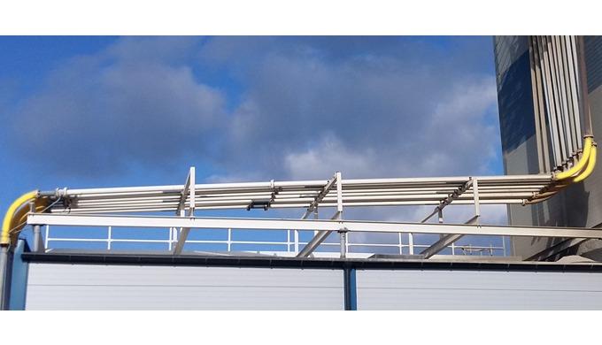El miembro de WAMGROUP, TOREX, ofrece como un complemento a su gama de componentes para sistemas de transporte neumático