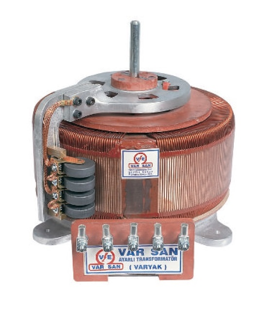 6,5 - 15 KVA Variable Transformer (VARIAC)