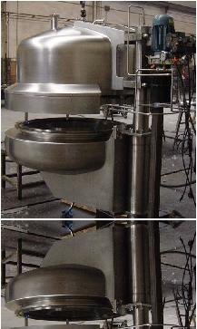 Equipos completos y/o especiales La gama de fabricación de LINK INDUSTRIAL, se complementa con equipos especiales: extru