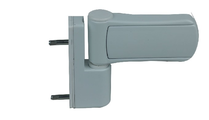 TGP Forza 3D Ajustable Hinges are widely used as an ideal solution for standard PVC doors for many years. TGP Forza Juni