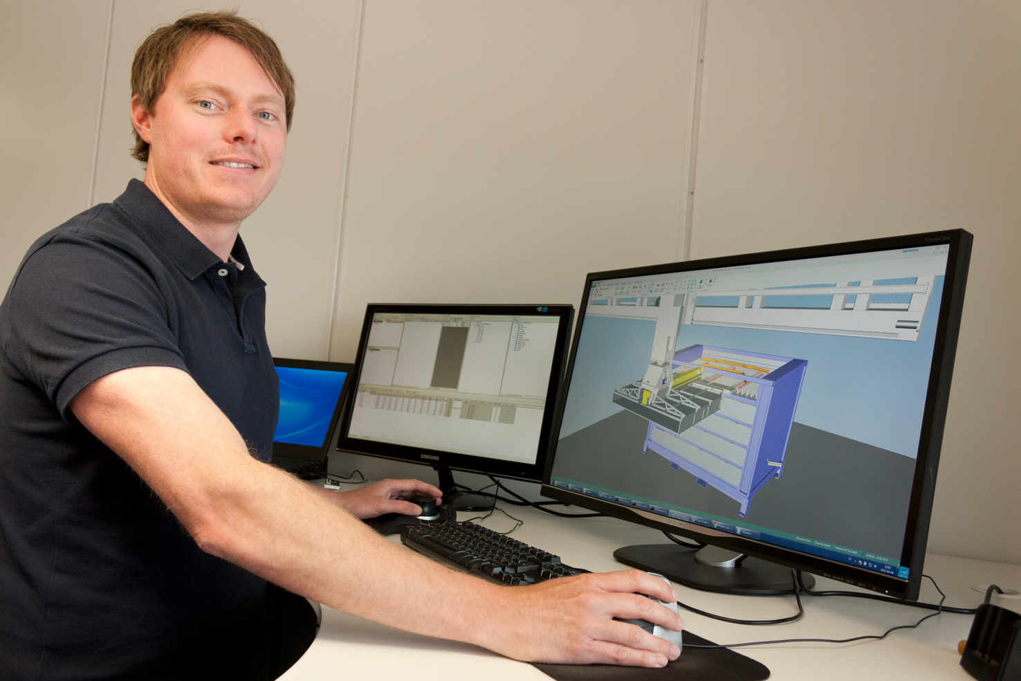 Simulation tool helps AP&T's customers make the right decision