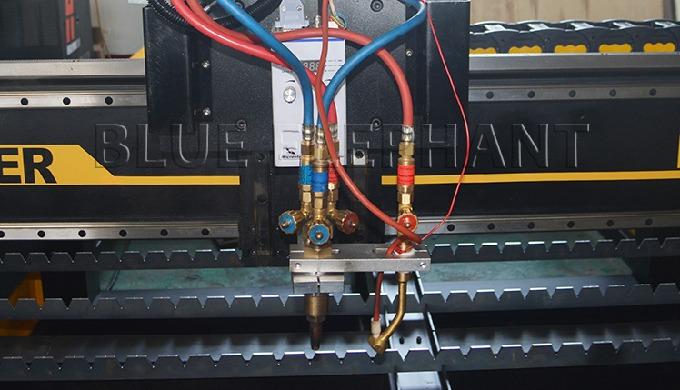 ELECNC-2040 Plasma and Flame Cutting Machine
