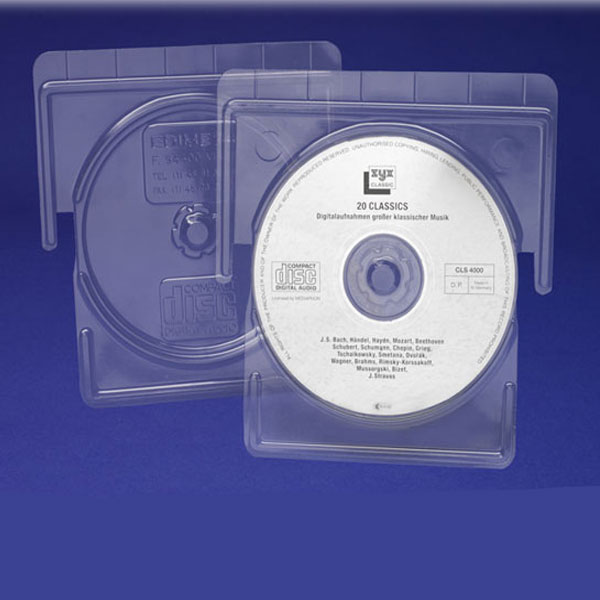 BLISTER SUSPENSION & STOCKAGE POUR CD ET DVD