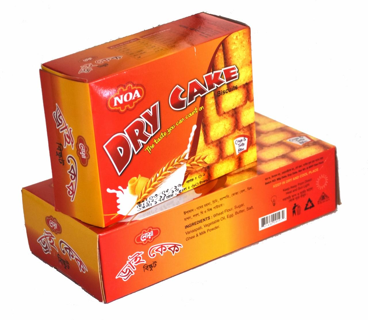 Noa Dry Cake