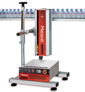 Sistema de codificación láser: K-1000