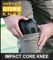 Knee pad - Impact Core Knee (Insert type)