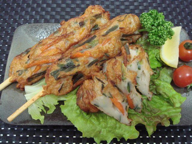 Fish Cake 2