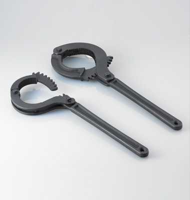 Drilling accessories _ full grip wrench