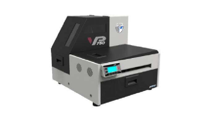 Der Farbetikettendrucker mit der unglaublichen Druckgeschwindigkeit von 18m/min Digitaldruck On-demand Verbesserte Was