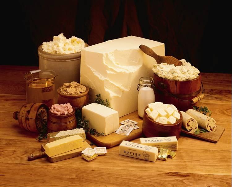 Arômes naturels produits laitiers