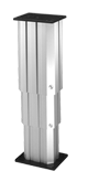 LP3 is developed for vertical lifts and can resist a bending moment by virtue of the effective telescopic system. The li
