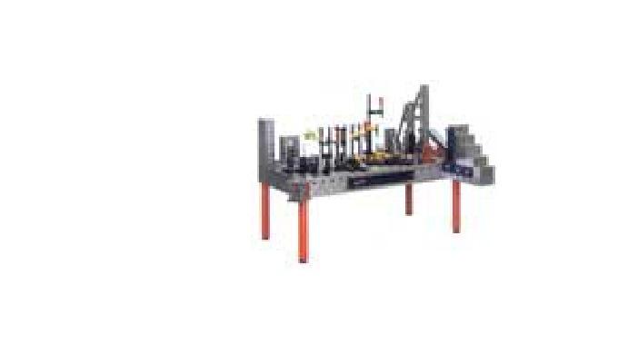 · Schweissrauch-Absaugungen · Arbeitsschutz · Arbeitsplatzeinrichtungen ·    Schweisstische