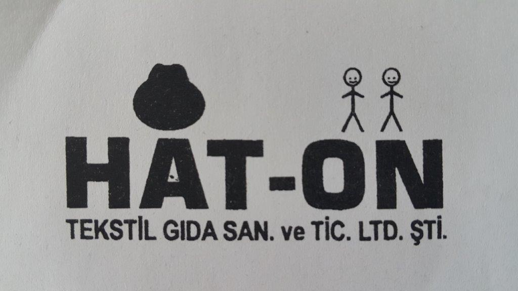 Hat-On Tekstil Gıda Sanayi ve Ticaret Ltd. Şti., Hat-on Tekstil