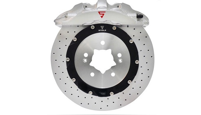 STOLZ SFZ 4P/6P BILLET ALUMINUM BIG BRAKE KIT  ㅣ Mechanical disk brakes