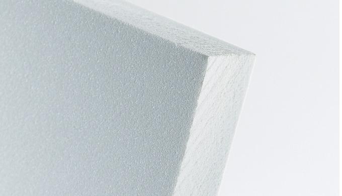 Foamalux skummad PVC