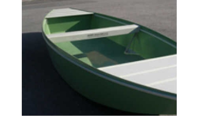 Plastové loďky, lodě - výroba Společnost RYBASPOL A&V spol. s r.o. Ostrava nabízí rybářské výrobky plastové např. plasto