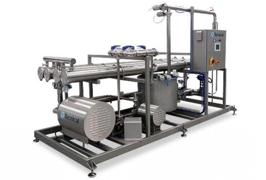 Proceso de filtración a baja presión que sirve para separar partículas de bajo peso molecular y bacterias. Se utiliza pa