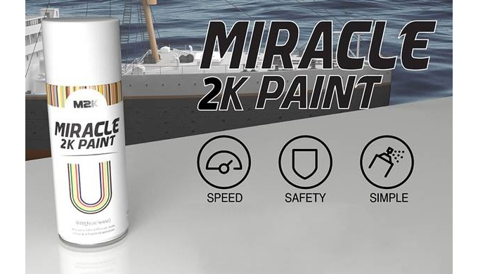 Miracle 2K Paint U