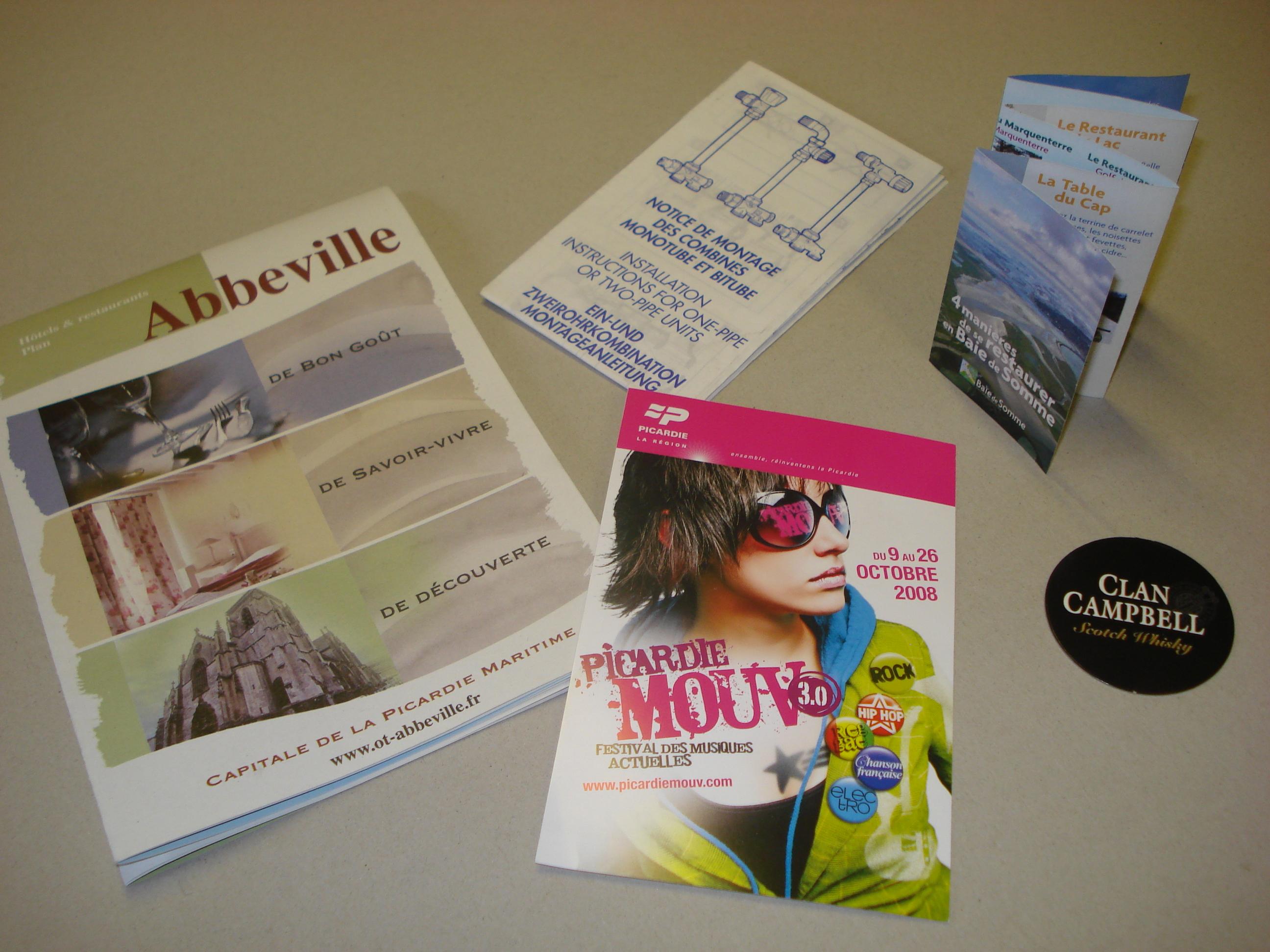 Imprimerie Carré – Impression de tous documents administratifs, publicitaires et commerciaux