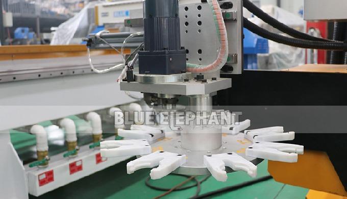 ELECNC-1530 Карусель УВД с ЧПУ с поворотным устройством