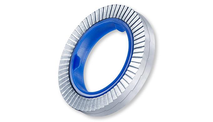 Die HEICO-LOCK® Kombi-Scheiben bieten Ihnen eine einfache und schnelle Montage, besonders bei schwierigen Einbausituatio