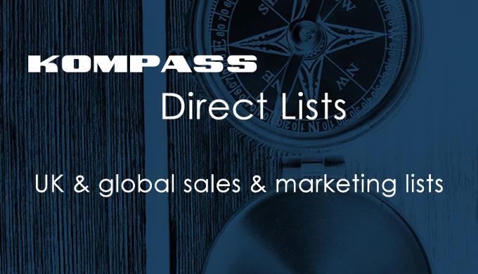 Business Data – Sales & Marketing Lists