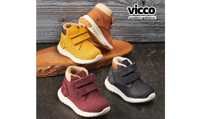 First step (19-21) and Baby (22-25) sizes -Comfortable -Soft and Light -Leather
