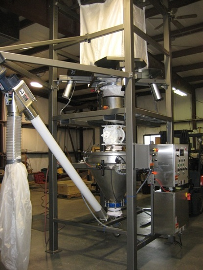 Sterling offers a full line of Bulk Bag Unloading & Weighing Systems that incorporate many of the same designs as the mo