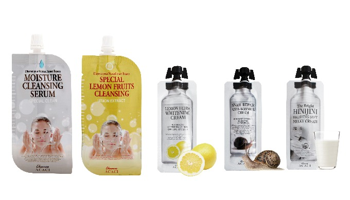 Travel size skin care products l Skin repair