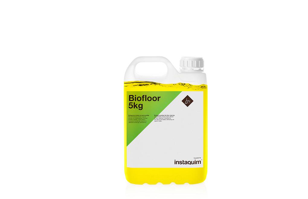 Biofloor, producto biológico para suelos.