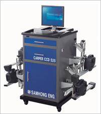 Wheel Alignment system <CARPER CCD 525>