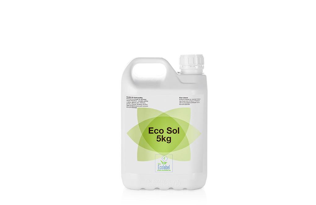 Eco Sol, limpiasuelos ecológico.