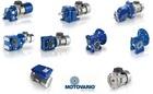 Réducteurs, moteurs électriques et motovariateurs eléctroniques